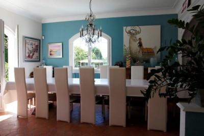 salle à manger Table d'hôtes